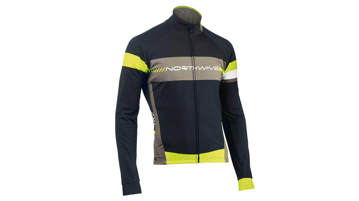 NORTHWAVE-Logo-Jacket-Giallo