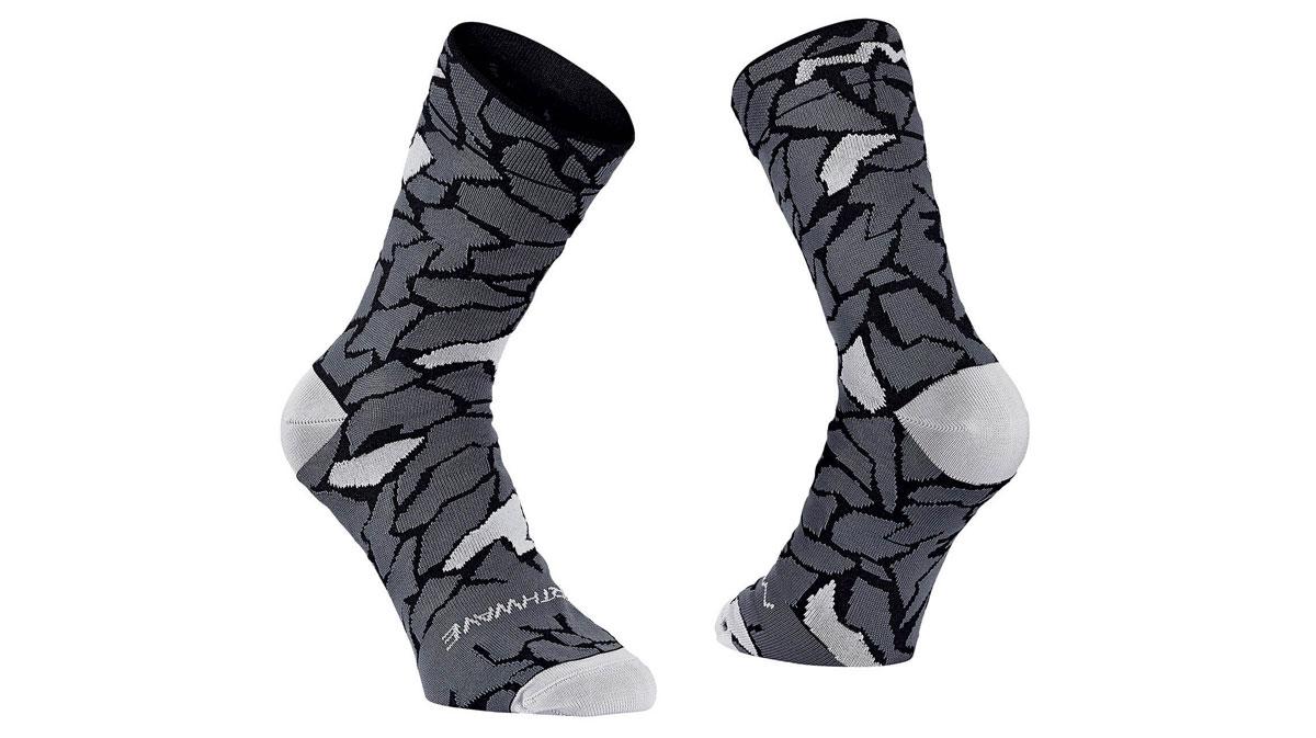 STONE-calze-uomo-nero