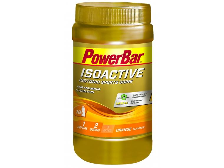 powerbar isoactive arancia