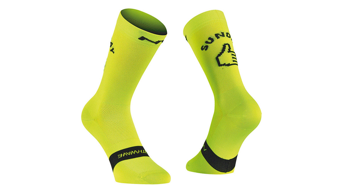NORTHWAVE-SUNDAY-MONDAY-SOCKS-Limefluo