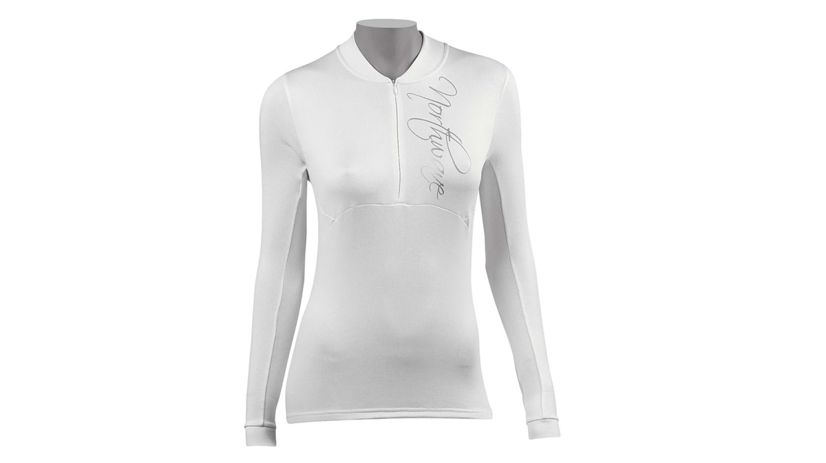 NORTHWAVE-Crystal-Jersey-White