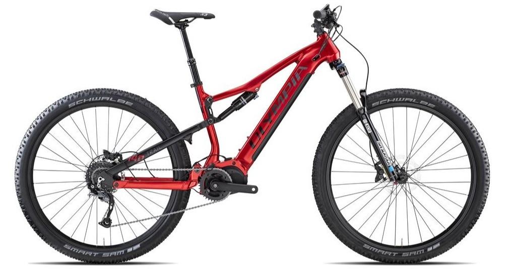 Olympia EX 900 Trail rossa 2021